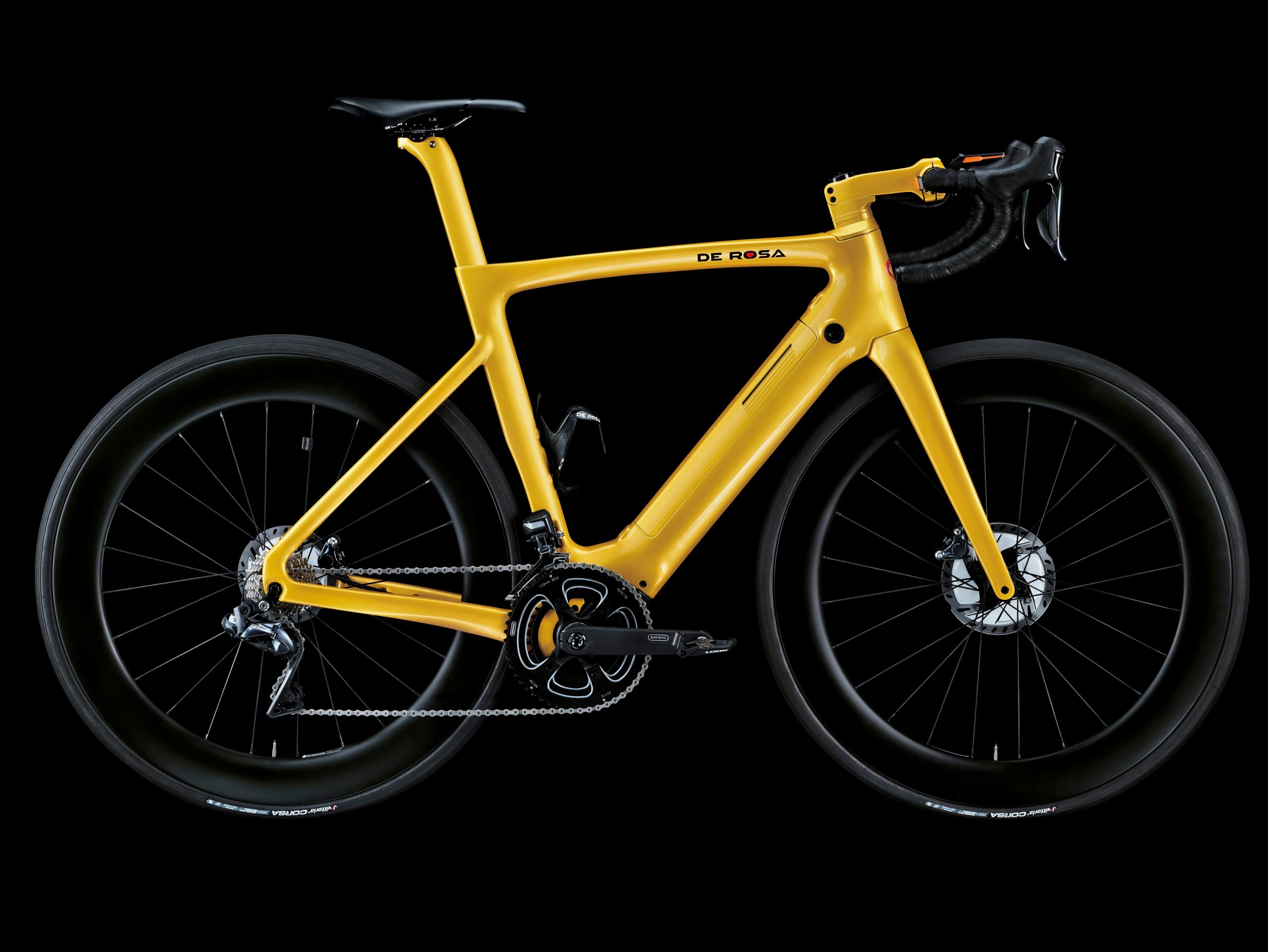 De Rosa E-Bike Gold Fashion 2020