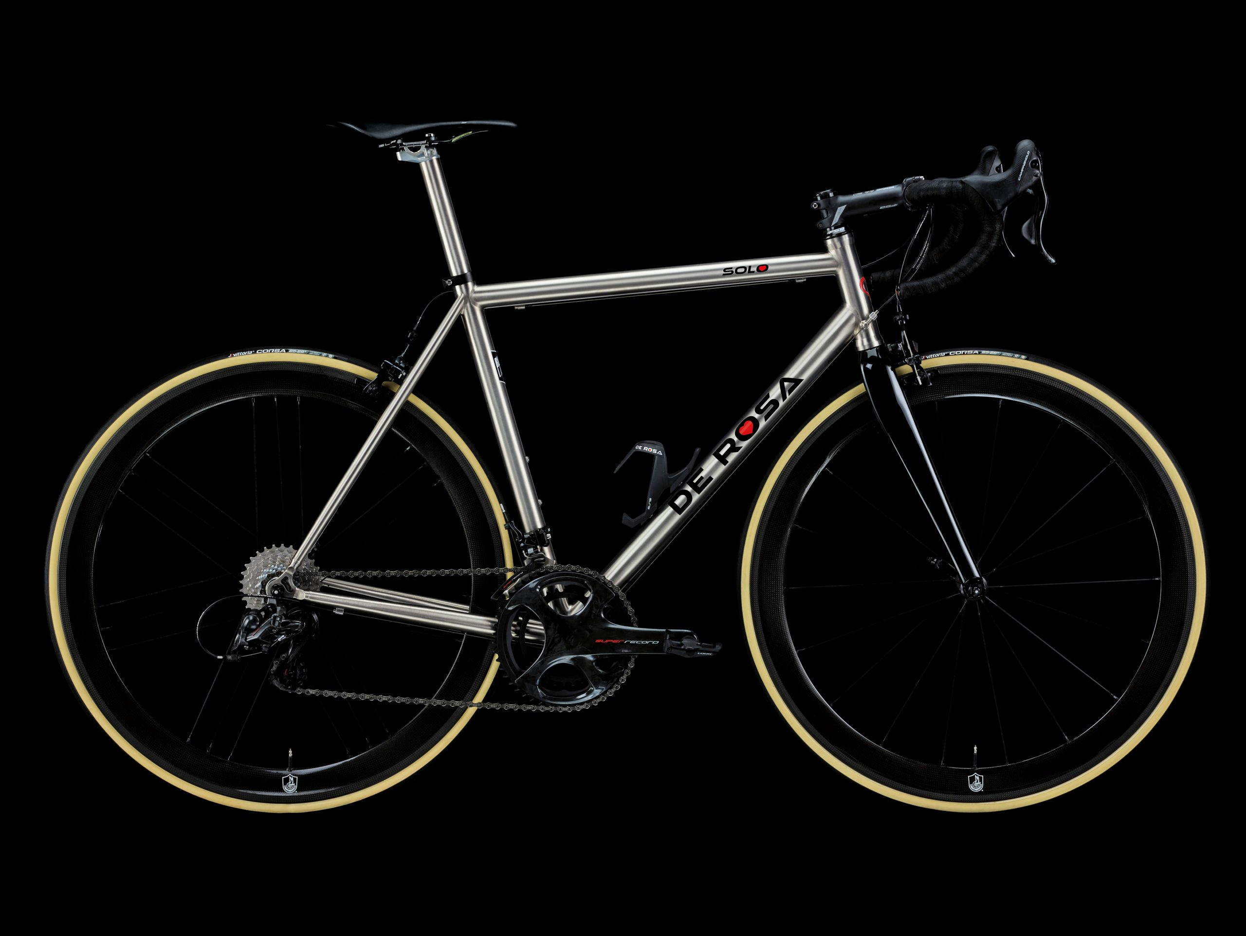 Geometry De Rosa Solo disc 2020