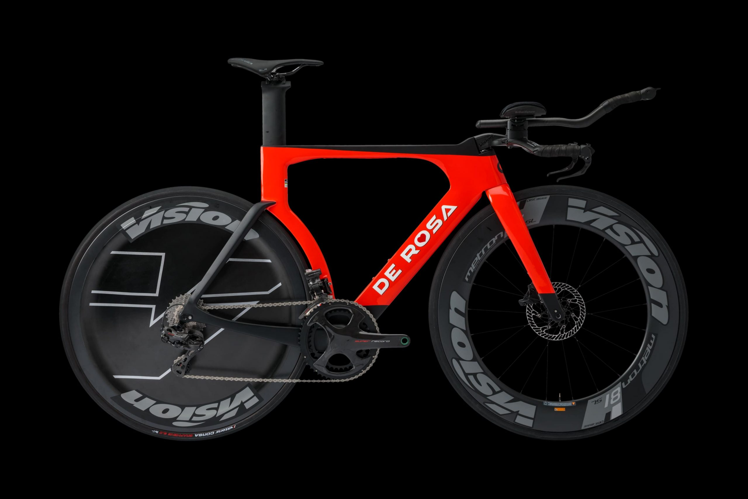 TT03 Red/Black